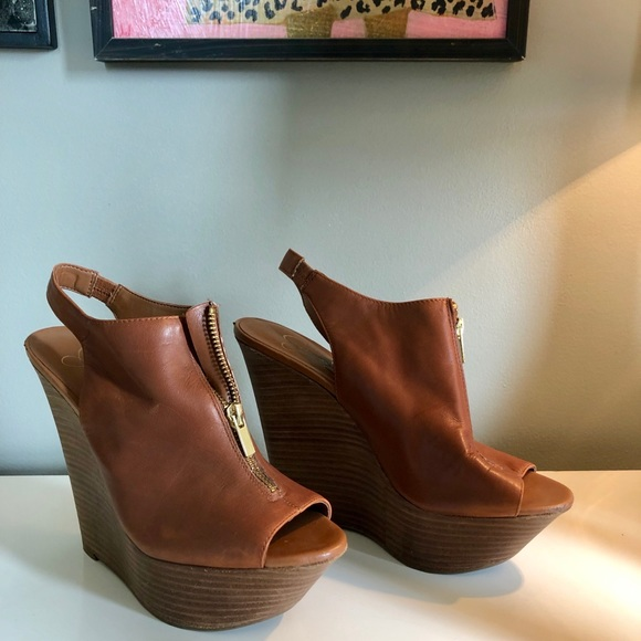 Jessica Simpson Shoes - J. Simpson wedges